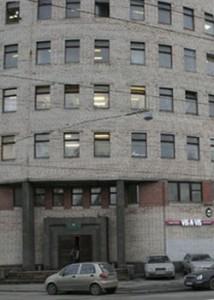 Административное здание нашей компании.